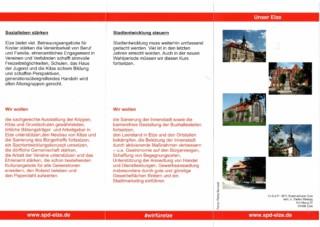 SPD Flyer 2021 Rückseite