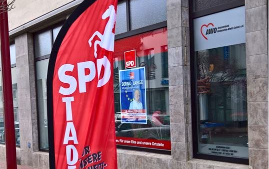 SPD-Büro in Elze