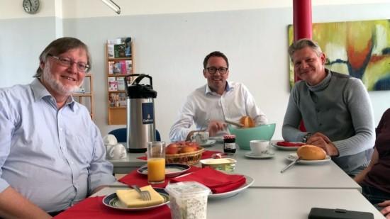 Bürgerfrühstück