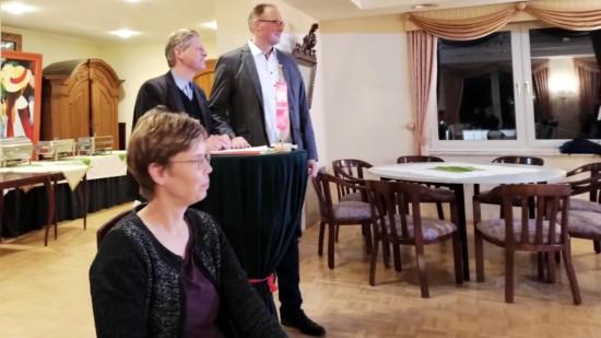 Heike Weile, Stefan Reissig, Andreas Baxmann