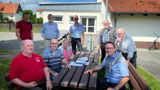 SPD Buergersprechstunde in Esbeck